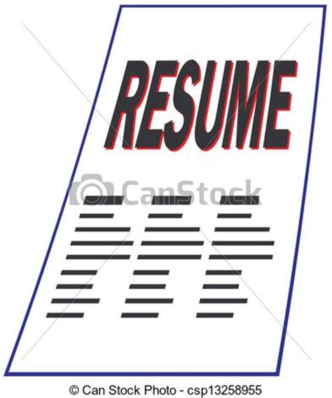 Sample resume job application